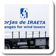 Camión de Forjas Iraeta (Gipuzkoa)